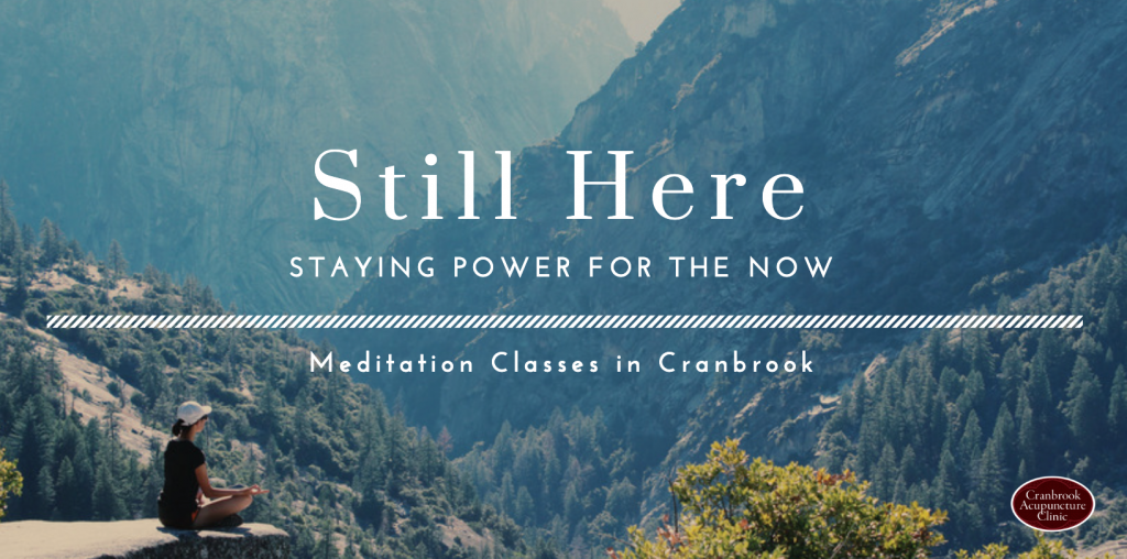 Cranbrook Meditation Classes